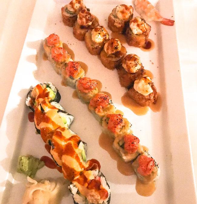 Novi: Shiro Restaurant