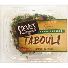 Visit my website for an easy Tabouli Salad recipe featuring Steve's Mediterranean tabouli at www.thebite2night.com
