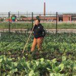 Tepfirah Rushdan, Co-Director of Keep Growing Detroit
