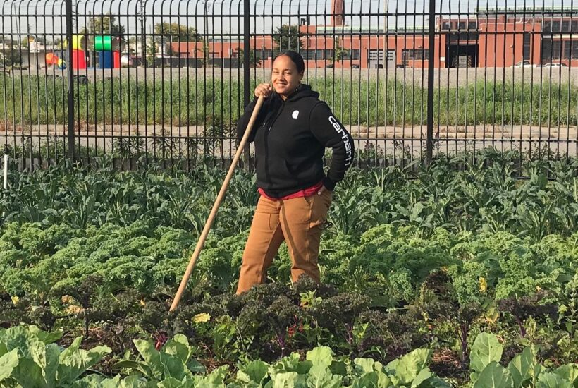 How Detroiters are Growing Vegetables During the Pandemic