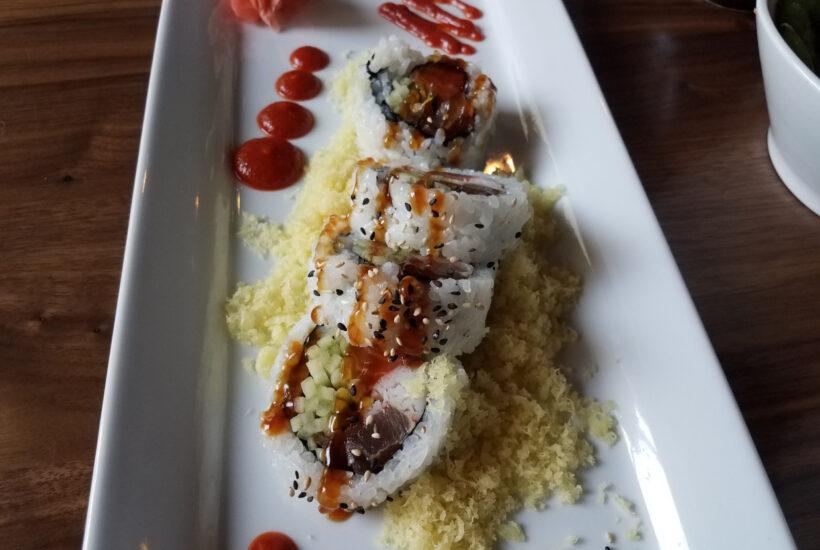 Downtown Detroit: Maru Sushi