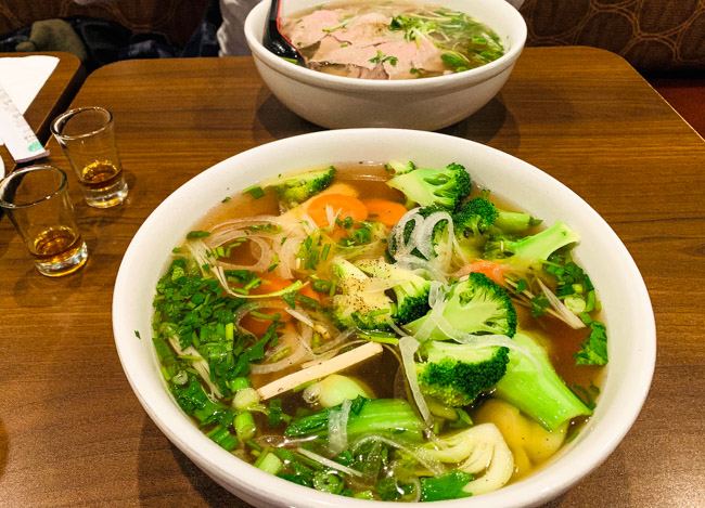 Midtown Detroit: Pho Lucky