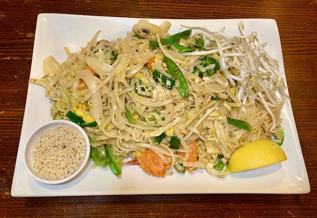 Top 3 dishes at Coastal Thai