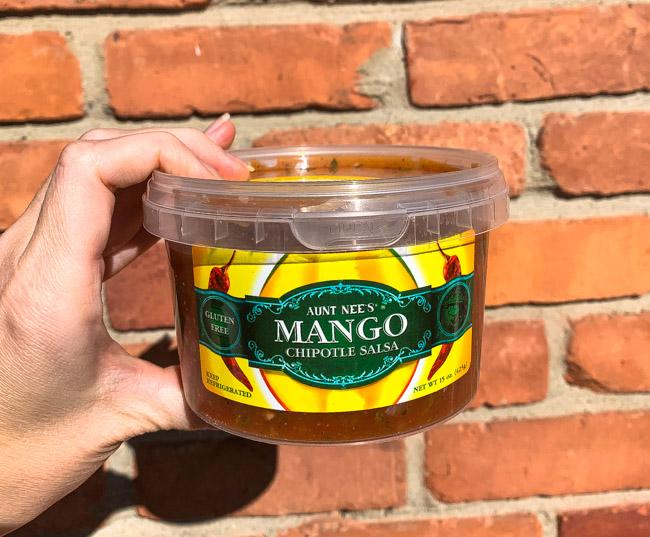 Aunt Nee's Mango Salsa, Detroit MI