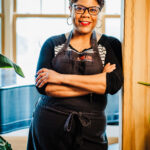 Ederique Goudia, Head Chef of Make Food Not Waste & Co-Owner and Chef of Gabriel Hall