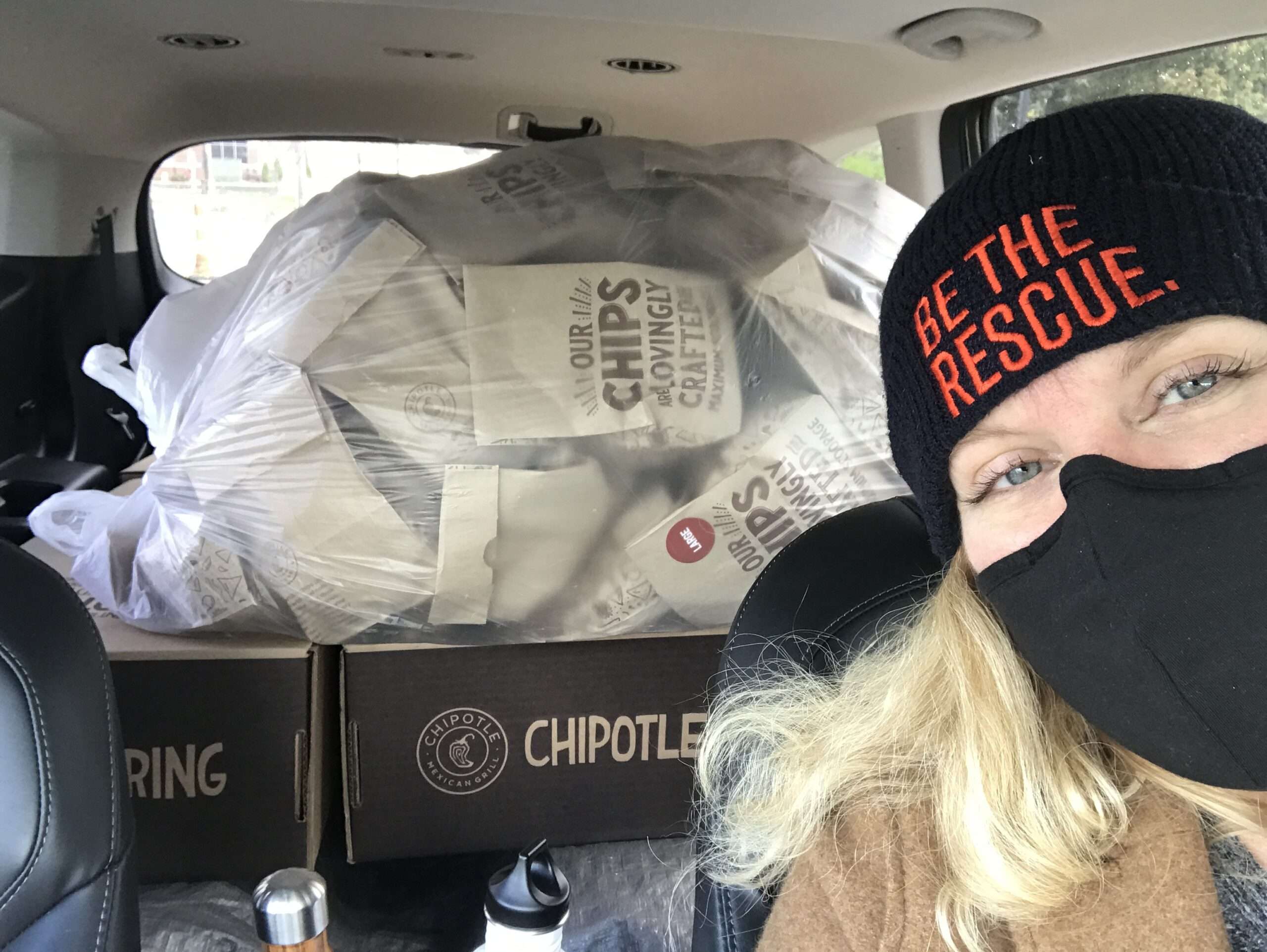 Darraugh Collins, Site Director for Food Rescue US-Detroit Chapter