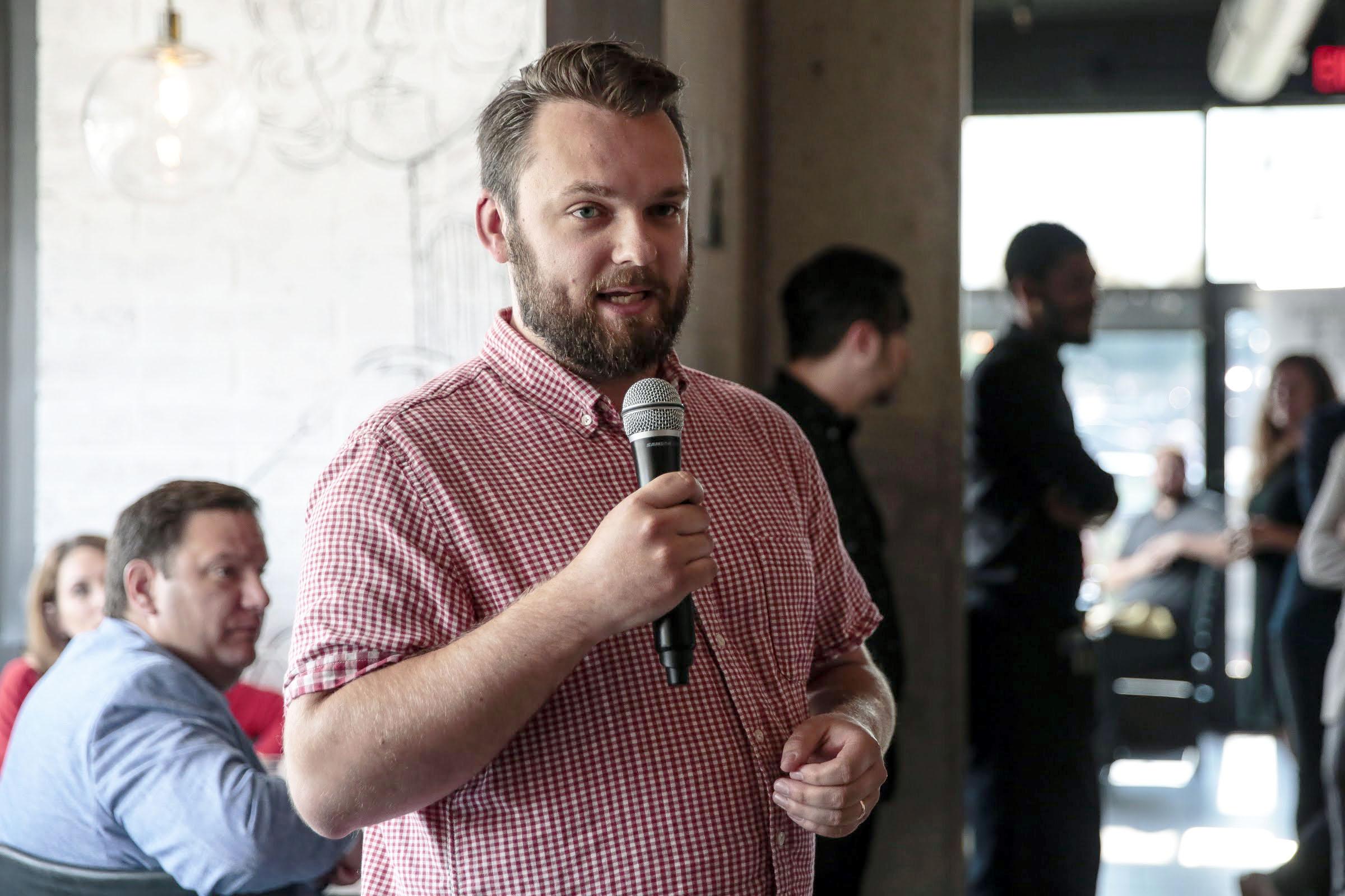 Mark Kurlyandchik, Former Restaurant Critic for the Detroit Free Press